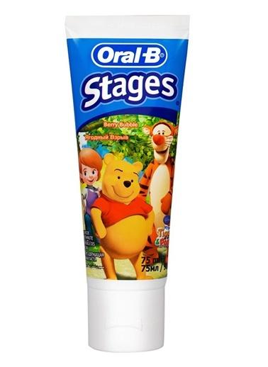 Diş Macunu Stages Çocuk 75 ml-Oral-B